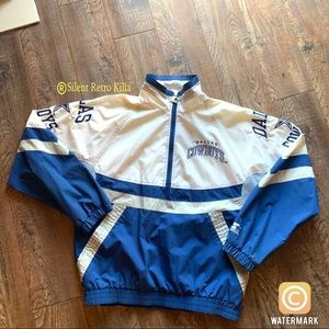 Vtg NFL Pro Line Dallas Cowboys Windbreaker jacket